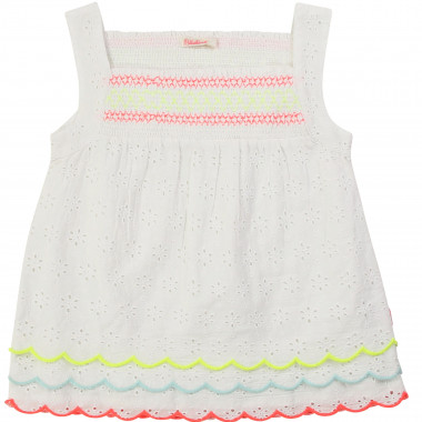 Blouse en broderie anglaise BILLIEBLUSH pour FILLE