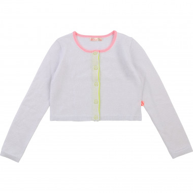 Cardigan à encolure ronde BILLIEBLUSH pour FILLE