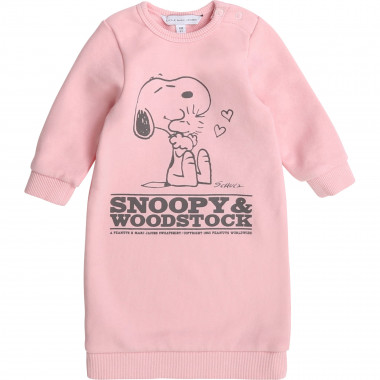 Robe en molleton imprimé THE MARC JACOBS pour FILLE