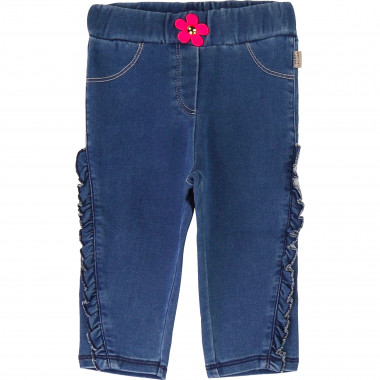 Pantalon en molleton LITTLE MARC JACOBS pour FILLE