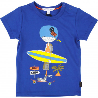 TEE-SHIRT LITTLE MARC JACOBS pour GARCON