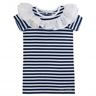 Robe en jersey rayé THE MARC JACOBS pour FILLE