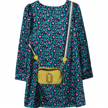 Robe en satin imprimée THE MARC JACOBS pour FILLE