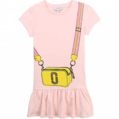 Robe en coton interlock THE MARC JACOBS pour FILLE