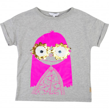T-shirt sequins réversibles LITTLE MARC JACOBS pour FILLE