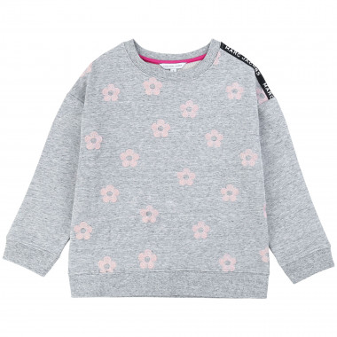Sweat en molleton LITTLE MARC JACOBS pour FILLE