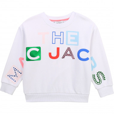 Sweat en molleton THE MARC JACOBS pour FILLE