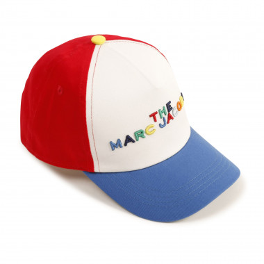 Casquette coton color block THE MARC JACOBS pour GARCON