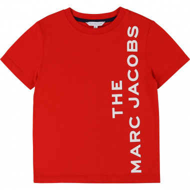 T-shirt en jersey de coton THE MARC JACOBS pour GARCON