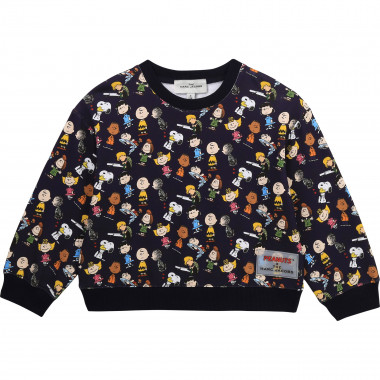 Sweat en molleton PEANUTS THE MARC JACOBS pour GARCON