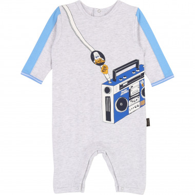 Combinaison en interlock LITTLE MARC JACOBS pour GARCON