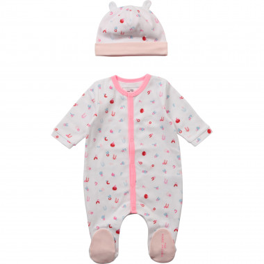 Ensemble pyjama + bonnet THE MARC JACOBS pour UNISEXE