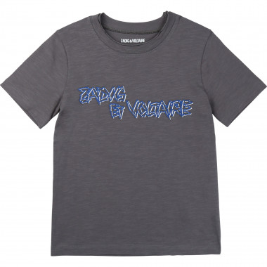TEE-SHIRT MANCHES COURTES ZADIG & VOLTAIRE pour GARCON