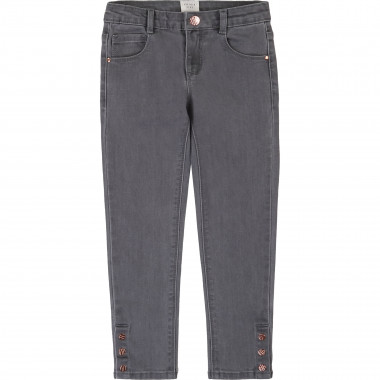 Pantalon en denim slim CARREMENT BEAU pour FILLE