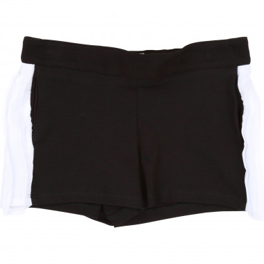 Short en interlock KARL LAGERFELD KIDS pour FILLE