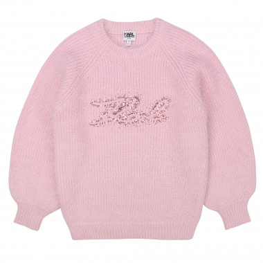 PULL KARL LAGERFELD KIDS pour FILLE