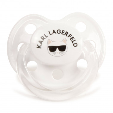 Tétine silicone physiologique KARL LAGERFELD KIDS pour GARCON