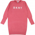 Robe tricot DKNY pour FILLE