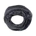 Snood chinée tricot fantaisie TIMBERLAND pour GARCON