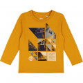 T-shirt manches longues TIMBERLAND pour GARCON