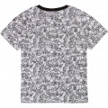 TEE-SHIRT MANCHES COURTES TIMBERLAND pour GARCON