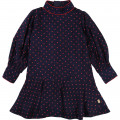 Robe à pois LITTLE MARC JACOBS pour FILLE