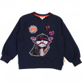 Sweat motif en sequins LITTLE MARC JACOBS pour FILLE
