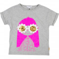 T-shirt sequins réversibles THE MARC JACOBS pour FILLE