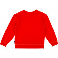 Sweat-shirt molleton THE MARC JACOBS pour GARCON