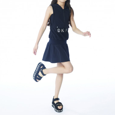 Hooded dress DKNY for GIRL