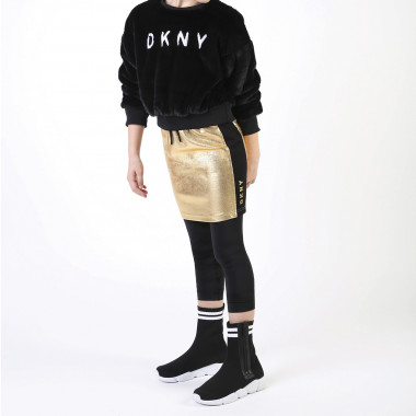 Flannelette sweatshirt DKNY for GIRL
