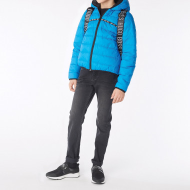 Water-resistant down jacket BOSS for BOY