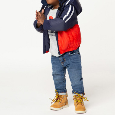 HOODED JACKET TIMBERLAND for BOY