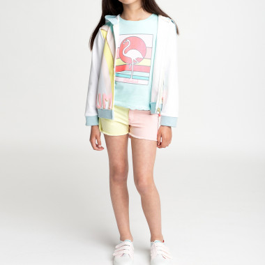 T-shirt with broderie anglaise BILLIEBLUSH for GIRL