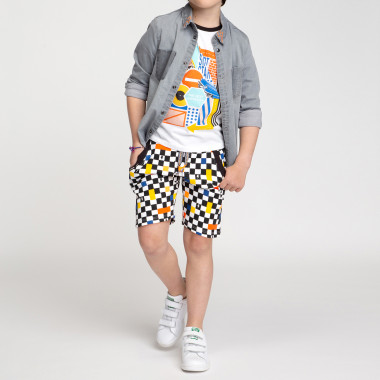T-shirt with novelty print BILLYBANDIT for BOY