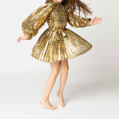 Golden formal dress THE MARC JACOBS for GIRL