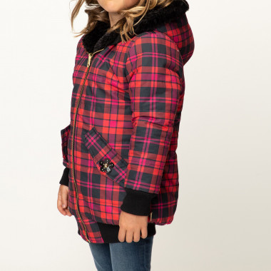 Reversible hooded jacket THE MARC JACOBS for GIRL