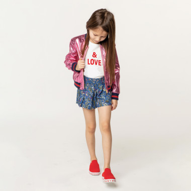 Synthetic leather jacket THE MARC JACOBS for GIRL