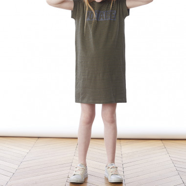 Striped cotton dress ZADIG & VOLTAIRE for GIRL