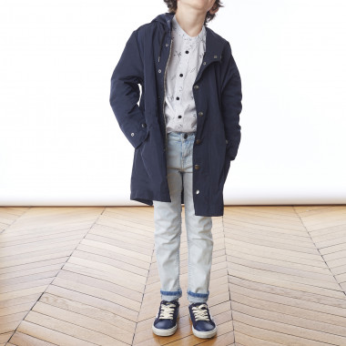 Printed cotton shirt ZADIG & VOLTAIRE for BOY