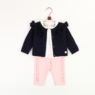 Novelty milano trousers CARREMENT BEAU for GIRL