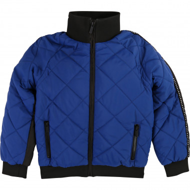 Quilted waterproof jacket DKNY for BOY