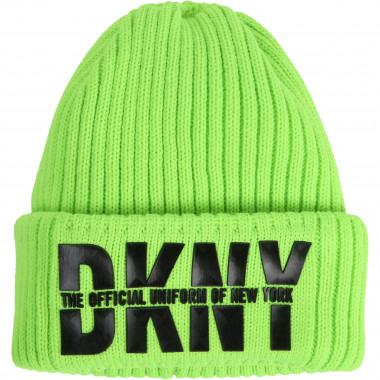 Round ribbed beanie DKNY for GIRL