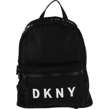 Dual-material backpack DKNY for GIRL