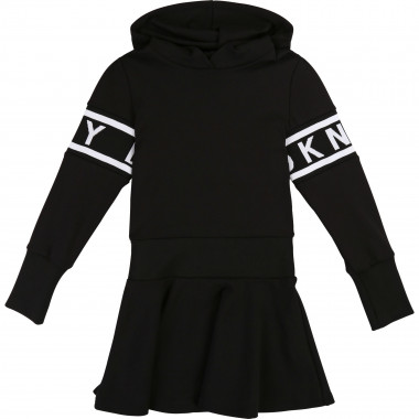 Milano dress with hood DKNY for GIRL