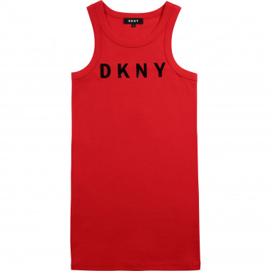 Sleeveless straight dress DKNY for GIRL