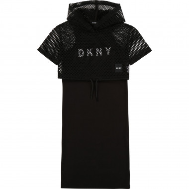 2-in-1 straight dress DKNY for GIRL