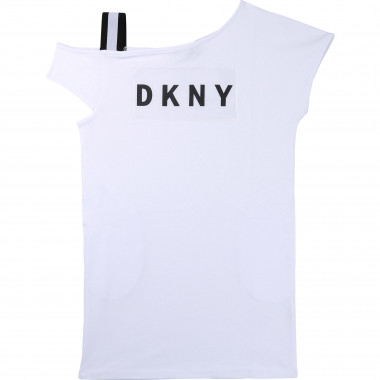 Novelty straight dress DKNY for GIRL