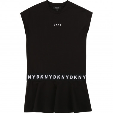 Short-sleeved dress DKNY for GIRL