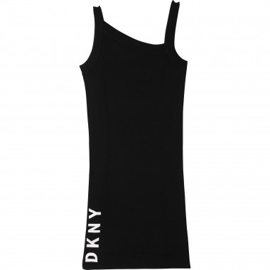 Straight dress in tricot DKNY for GIRL